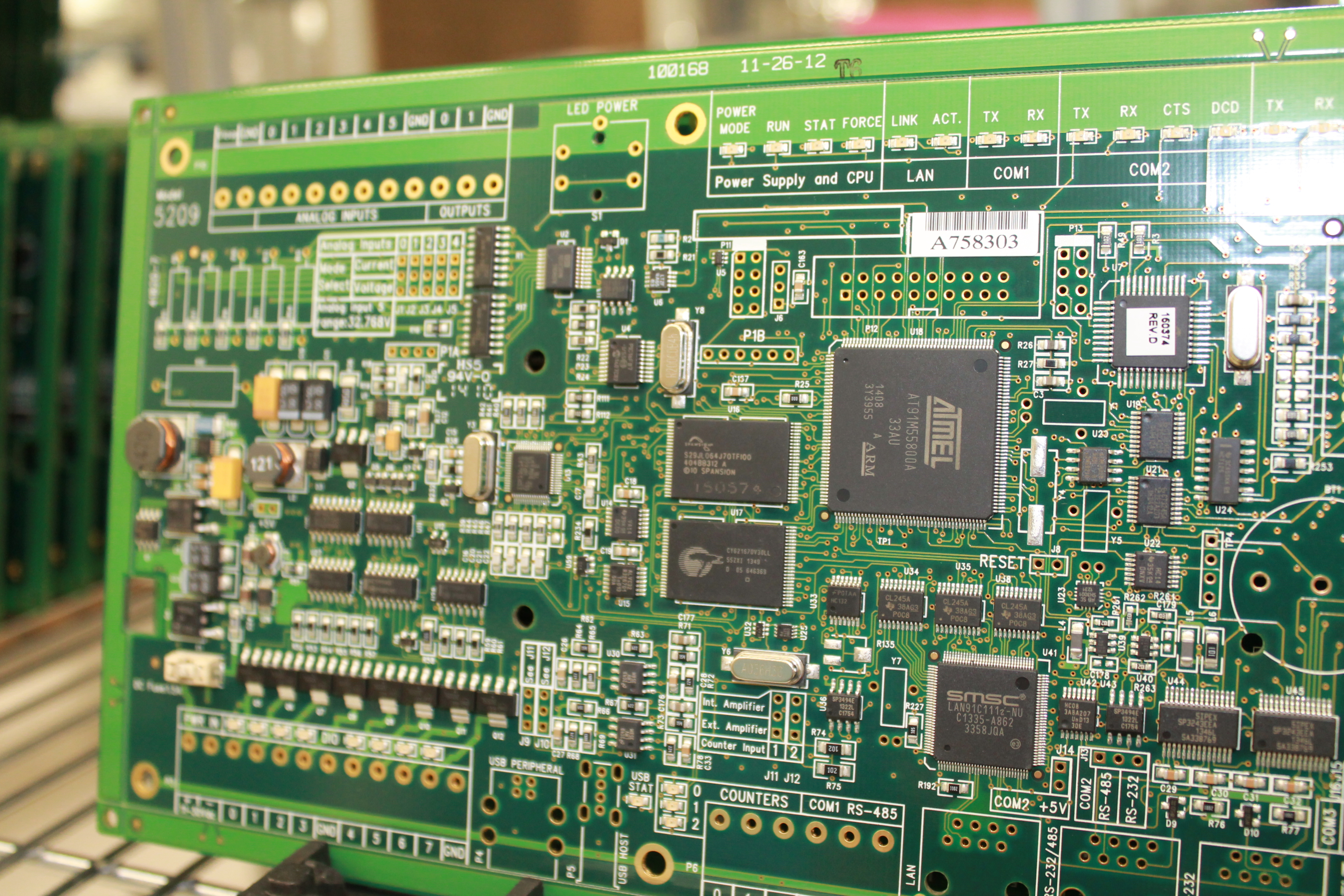 Spacing Components on a PCB