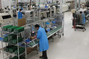 electronics manufacturing in Canada